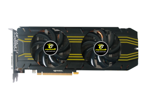 MANLI GeForce GTX 1070 (F309G+N424)